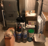 Junk needing to be removed in Salt Lake City basement